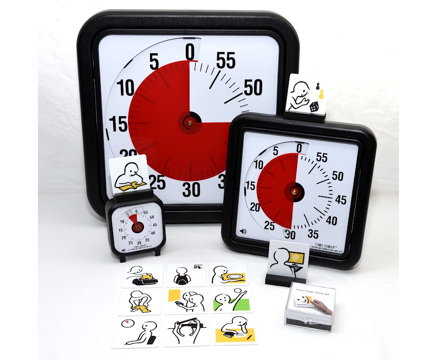 TimeTimer with Pictograms