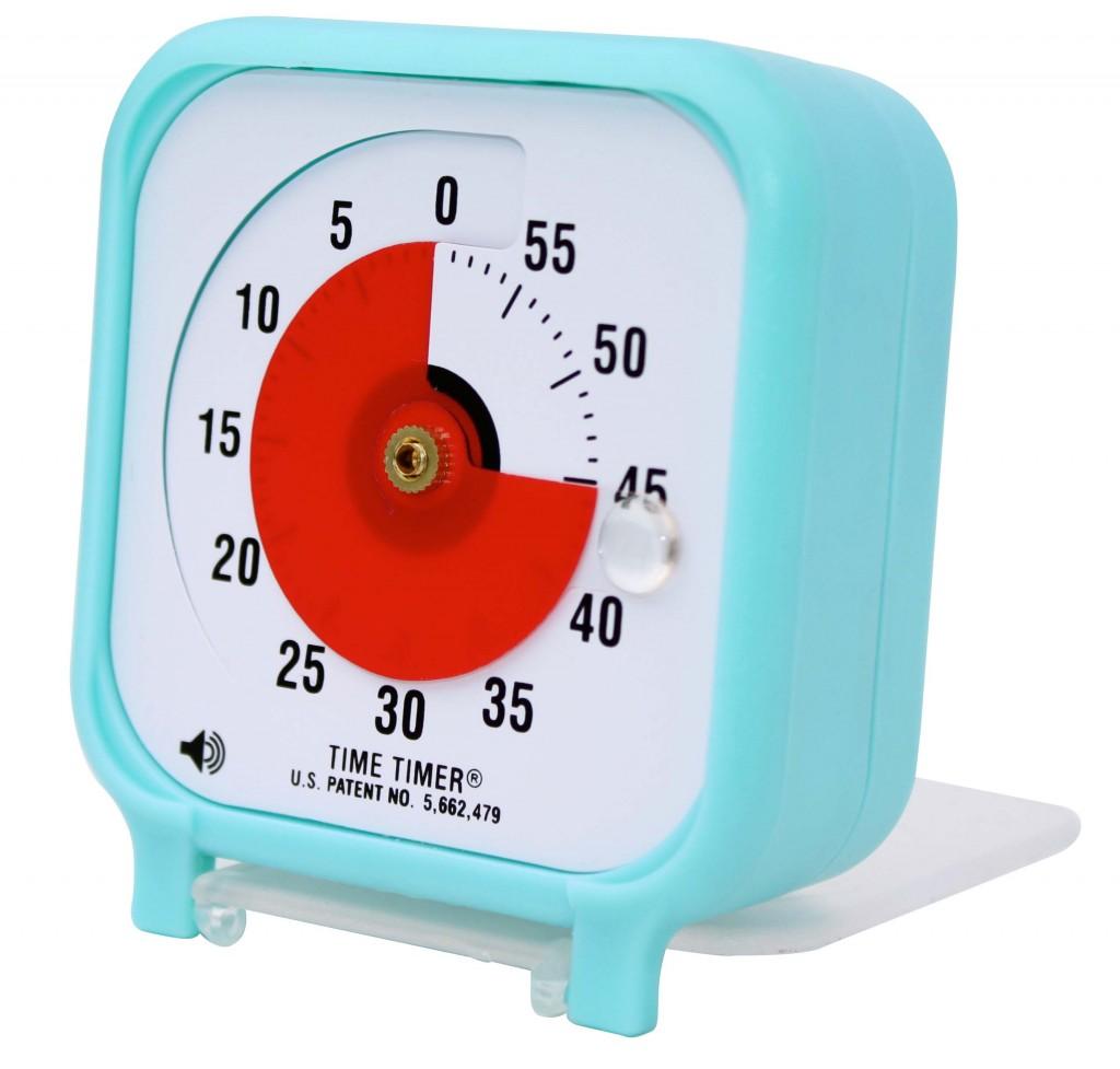 Time Timer Pocket Blue